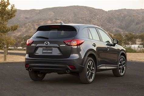mazda cx  grand touring awd review