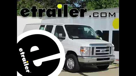 Trailer Wiring Harness Installation Ford Van