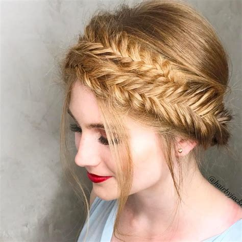 braided hairstyles  long hair weddings festivals