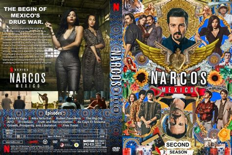 CoverCity - DVD Covers & Labels - Narcos: Mexico - Season 2