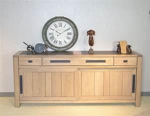 buffet deauvil vazard With photo de meuble de cuisine 16 meuble bois massif salon et sejour buffet enfilade bahut