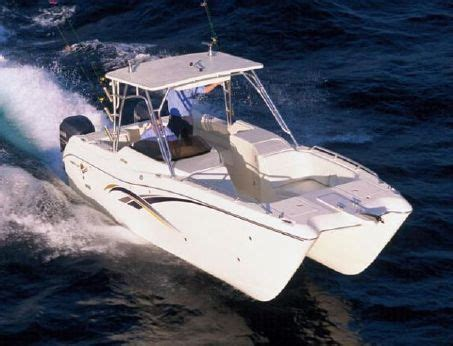 World Cat Boat Lift by World Cat Boats For Sale Yachtworld Uk