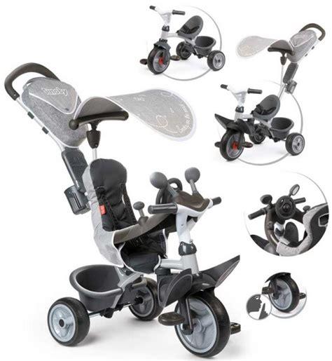 dreirad mit lenkstange dreirad baby driver komfort ii mit lenkstange und