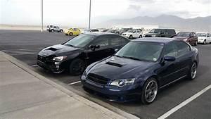 Subaru Legacy Gt Track Day