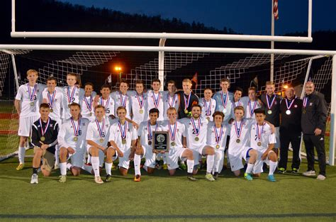 delaware valley high school boys varsity soccer fall photo