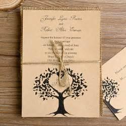rustic wedding invitations with free response cards part 6 With cheap rustic wedding invitations australia