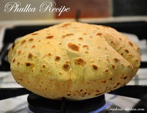 Phulka Recipe  How To Make Roti Or Phulka (video Recipe