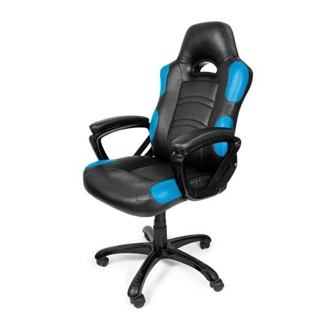 Arozzi Enzo Gaming Chair by Arozzi Enzo Gaming Chair Blue Pulju Net