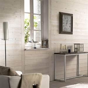 peindre du lambris en blanc 1 lambris anglet blanc With peindre du lambris bois en blanc