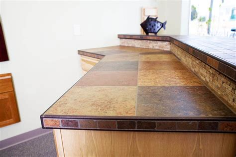 Tile Kitchen Countertops Ideas And Pictures  Easy Kitchen