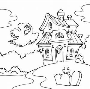 Dessin D Halloween Facile : dessin maison facile excellent with dessin maison facile ~ Dallasstarsshop.com Idées de Décoration