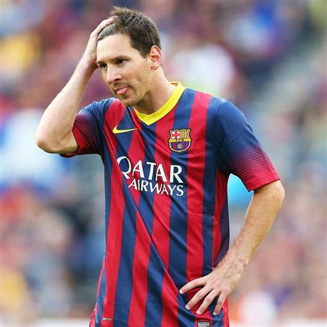 Lionel Messi Could Be Dragged Down by Tax Evasion Case ...