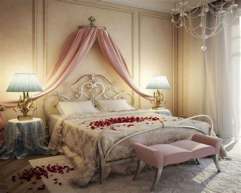 chambre a coucher moderne avec dressing la deco chambre romantique 65 idées originales archzine fr