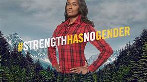 Four Month Calendar Brawny Features Strong Women In Flannel For