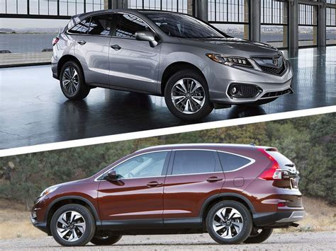 Crv Vs Rdx 2016 by Rdx Vs Crv 2017 Motavera
