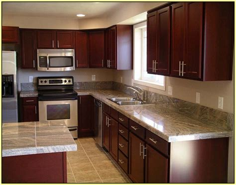 Kitchens With Cabinets And Light Countertops by Light Granite Countertops With Light Cabinets Home