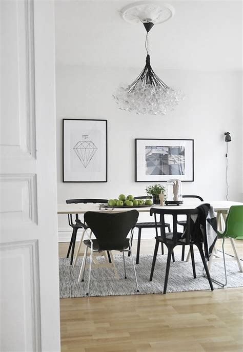 cool scandinavian dining room designs digsdigs