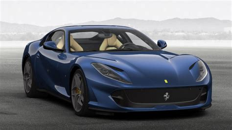 812 Superfast Photo by S 812 Superfast Configurator Is A Great Time