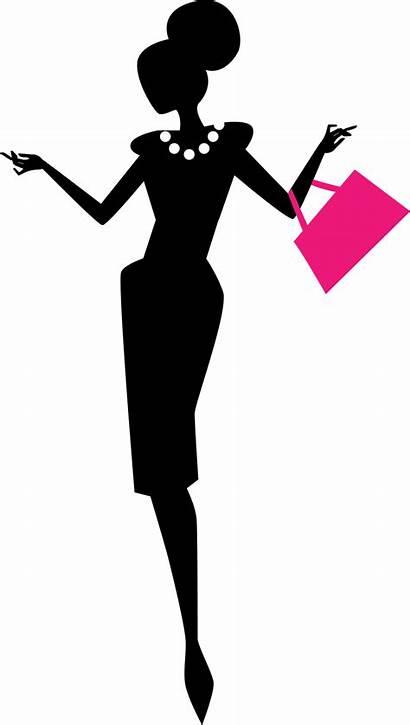 Silhouette Woman Clipart Transparent Background Clip Business