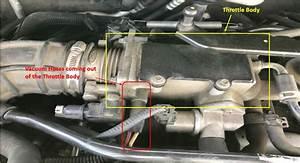 03 Ford Explorer Xlt V8 4 6 Vacuum Hose Questions