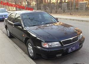 Spotted In China  A32 Nissan Cefiro V6 24v In Black