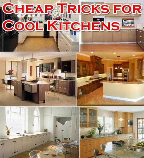 easy kitchen renovation ideas cheap kitchen remodeling ideas home living styles