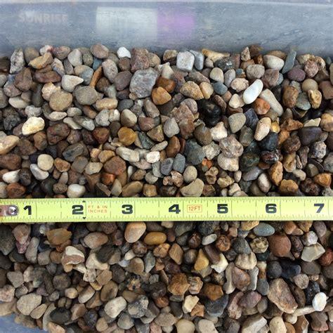 rock river gravel pea bulk landscaping garden per ia cedar scoop center excellent