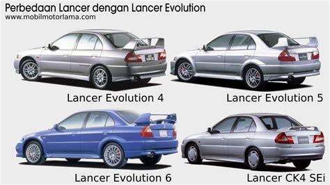 kumpulan modifikasi mobil sedan lancer evo  ragam