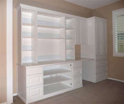 wall unit with desk and tv wall unit with space for electronics tv writing desk and