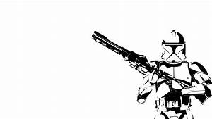 Clone trooper - Star Wars [2] wallpaper - Vector ...