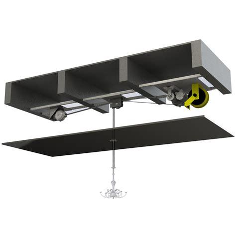Chandelier Hoists chandelier hoist system configuration a
