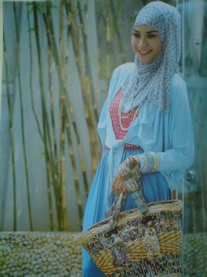 inspirasi hijab zaskia adya mecca beauty and style