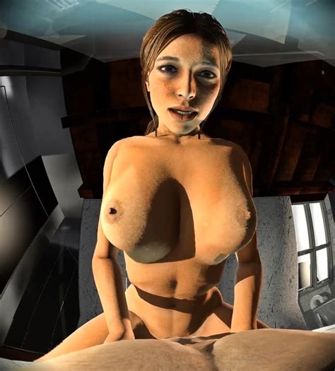 Tomb Raider Lara Croft Riding Vr Porn Video