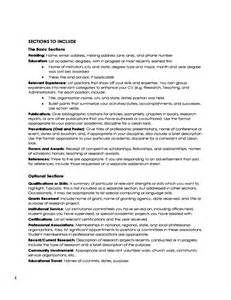 tips on writing a curriculum vitae curriculum vitae tips and sles free