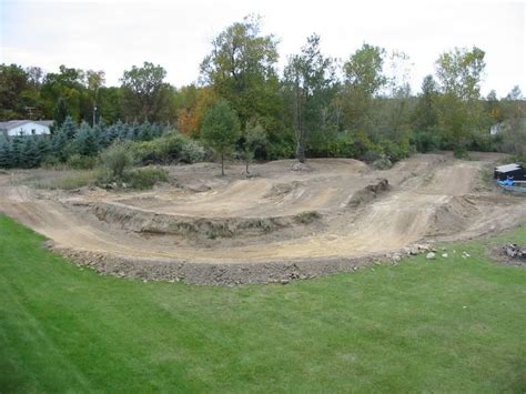 Backyard Mx Track