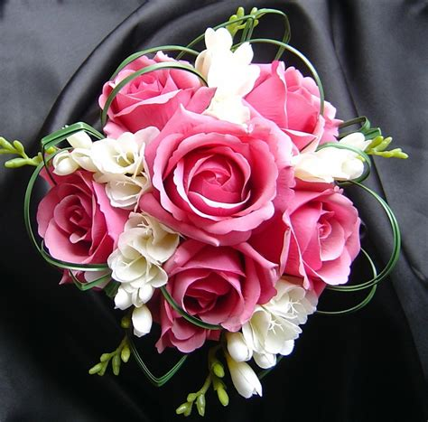 flowers for wedding bouquets pink wedding wedding flowers