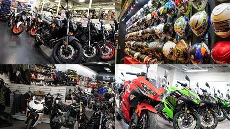 Best Motorcycle Dealers In Edmonton - Beginner Riders
