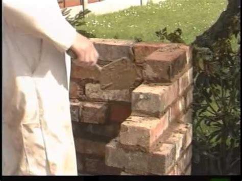 build  brick barbeque braai  planter youtube