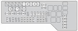 2008 Bmw 535i Trunk Fuse Box Diagram