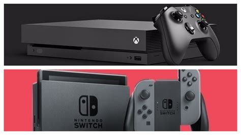 How To Resume On Nintendo Switch by Xbox One X Vs Nintendo Switch Is The Xbox One X Worth It