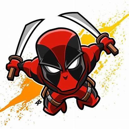 Deadpool Vectorified