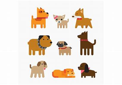 Dog Nine Breeds Clipart Clip Dogs Shows