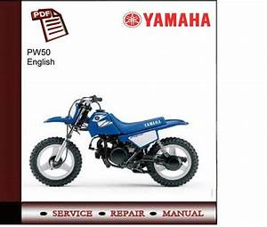 2004 Yamaha Pw50 Owners Manual