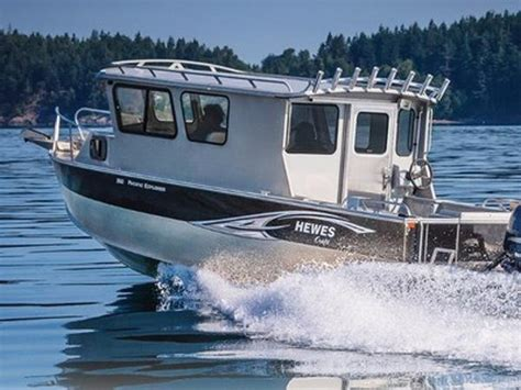 Hewes Boats For Sale Washington by Hewescraft Pacific Explorer Boats For Sale