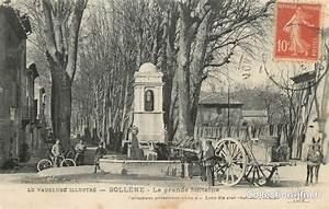 Gare De Bollène : cpa france 84 boll ne la grande fontaine 84 ~ Medecine-chirurgie-esthetiques.com Avis de Voitures