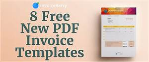 Free Invoice Template Open Office Free New Pdf Invoice Templates Invoiceberry Blog