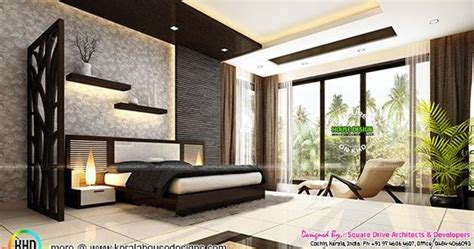 P&k Home Interiors : Very Beautiful Modern Interior Designs