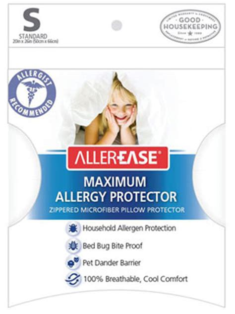 allerease maximum allergy protector bedding review
