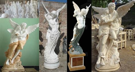 jardin marbre ange statue sculpture pas cher statues id de