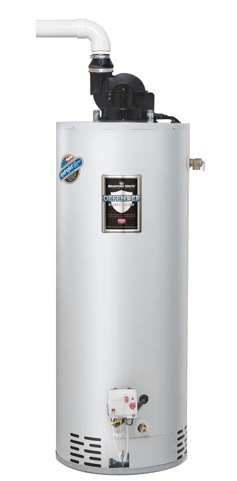 Bradford White Residential Water Heaters  Power Vent Gas